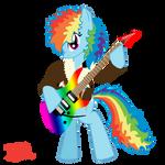 Rockin' Rainbow Dash