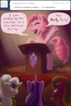 Ask Pun: Pinkie as President