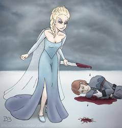 Beware a Frozen Heart by BronyBiscuitBites
