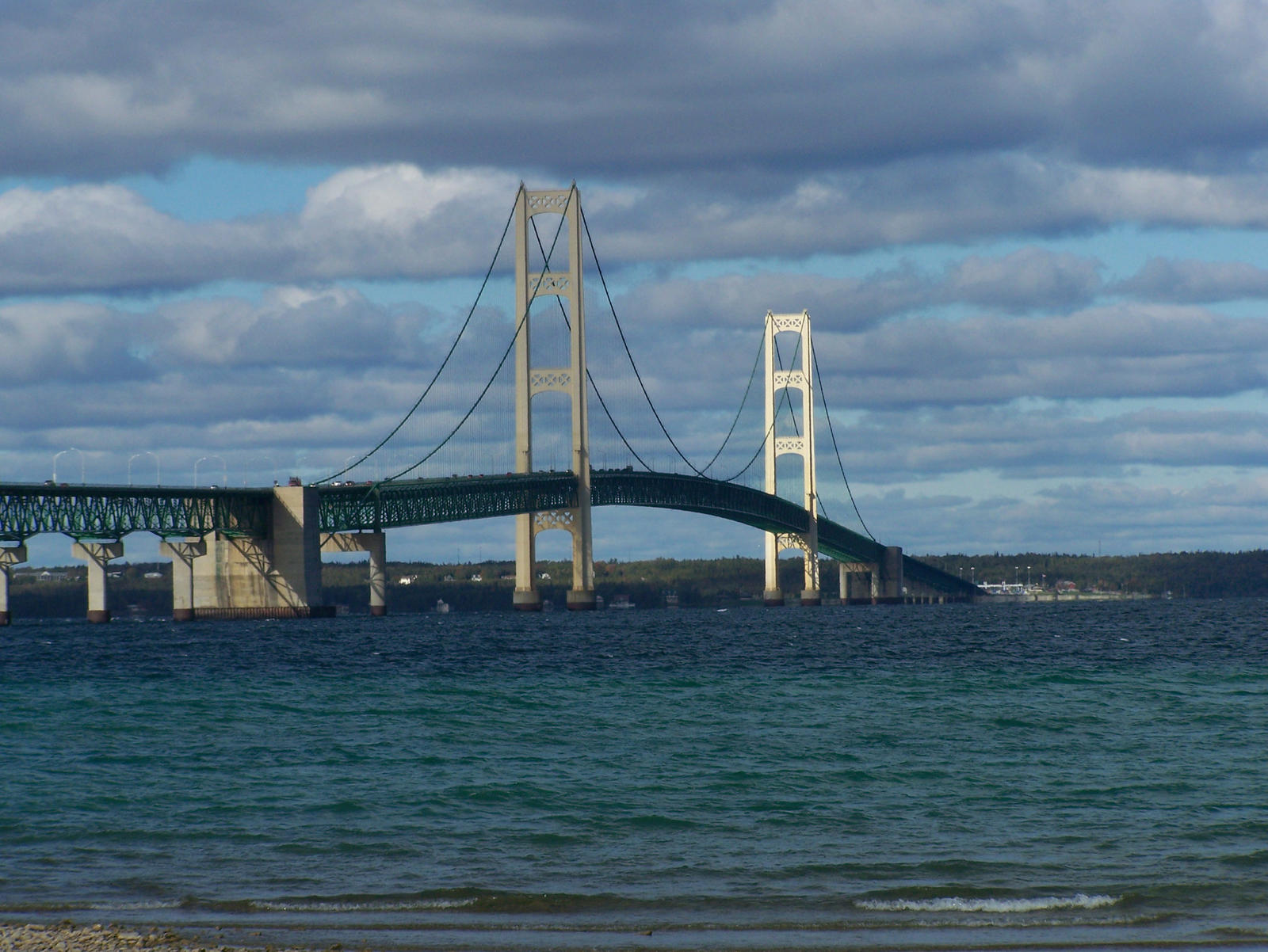 Mackinac Bridge by Lost-N-Beauty