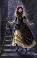 Ghost Bride by kara-kedi