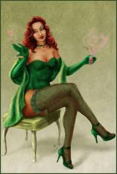 Poison Ivy by kara-kedi
