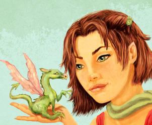 Dragonfly by kara-kedi