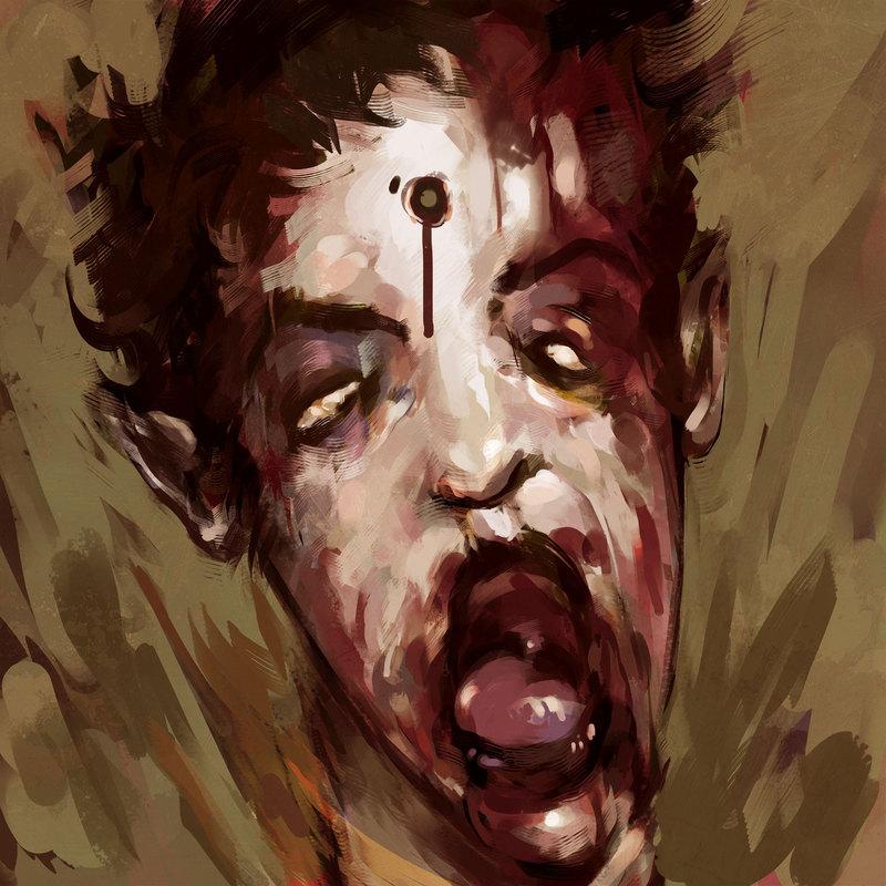 portrait by Cyrilou