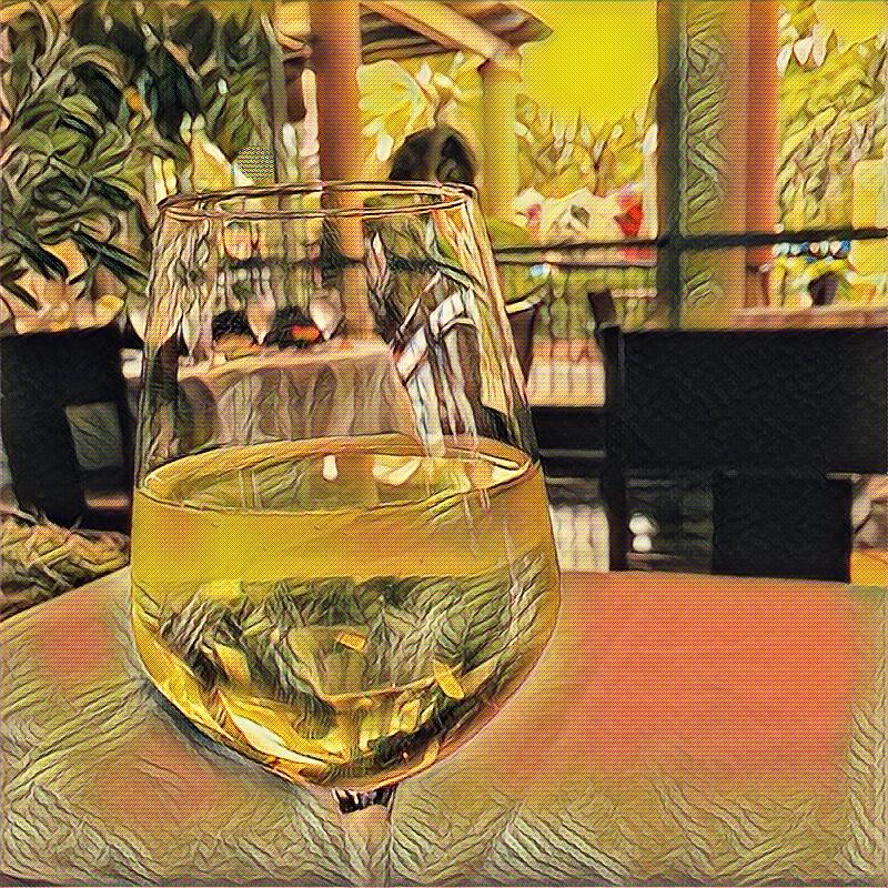 Frida Wine 1 by DavisYoloArt