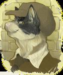 Good Sir SHERLOCK by paveffer