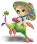 Mushroom Bonnet