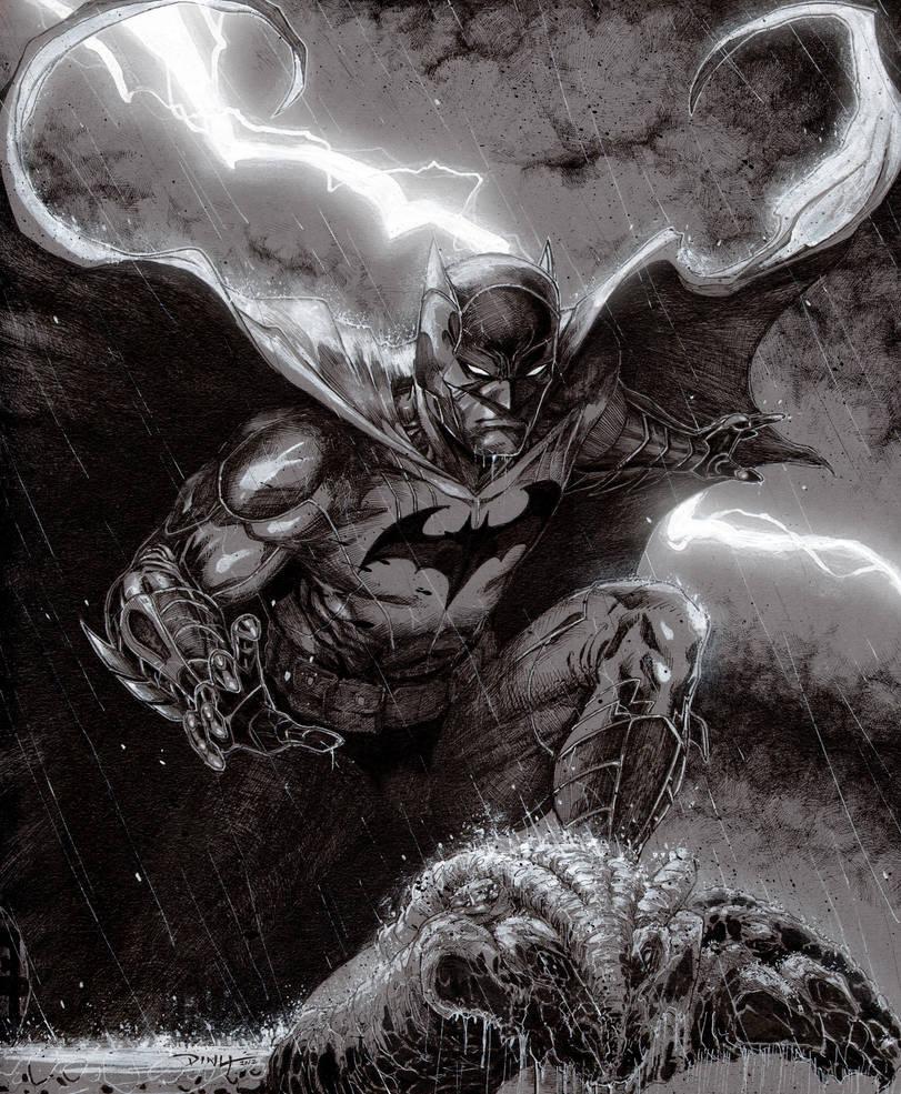 The Dark Knight Reigns