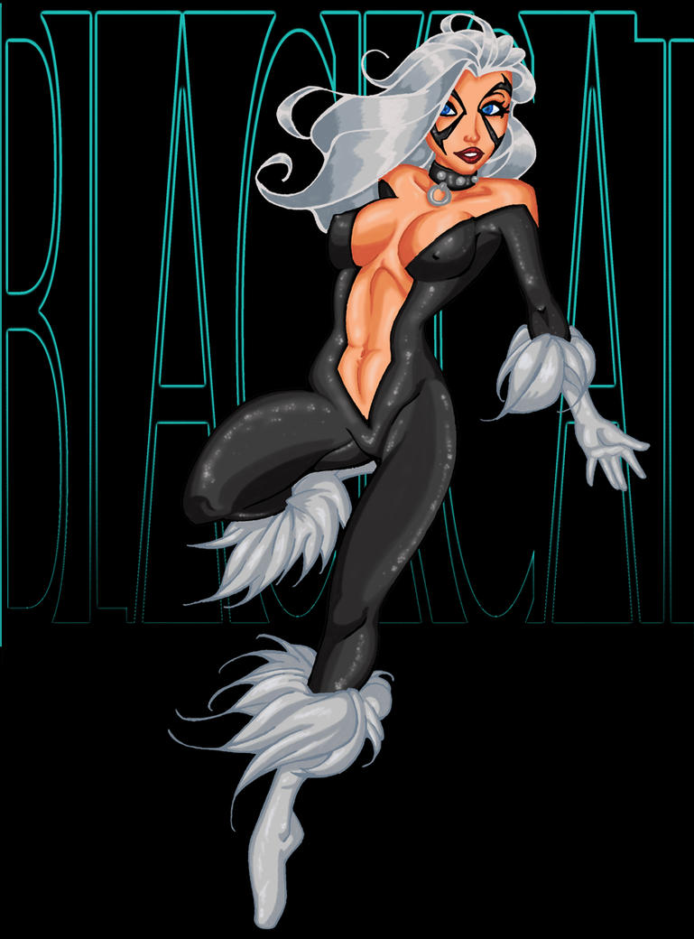 Black Cat by BillJersey