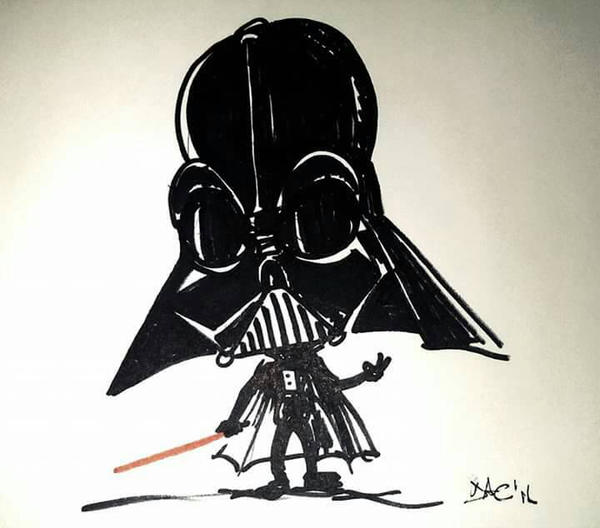 Lord of the Sith by yashar