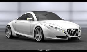 Audi R1 - WIP - 2