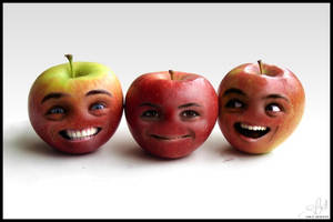Apples by thmc