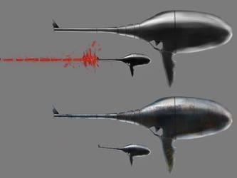 Raygun 1 by vordstrom