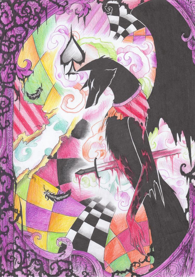 Bec Noir by LadySiryna