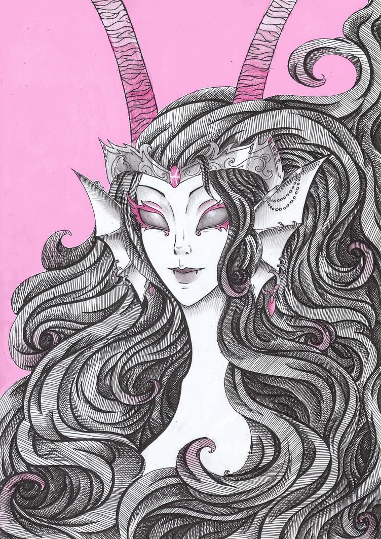 Empress by LadySiryna