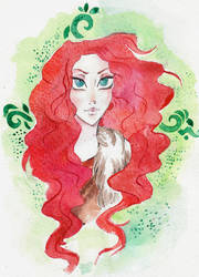 Red by LadySiryna