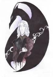 Viserys sketch by LadySiryna