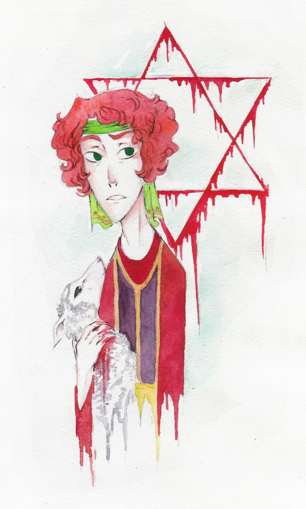 Jewpacabra Kyle by LadySiryna
