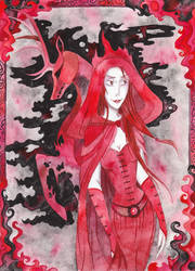 Melisandre by LadySiryna