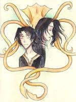 Kraken's children by LadySiryna