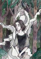 Wolf's child by LadySiryna