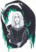 False Dragon by LadySiryna