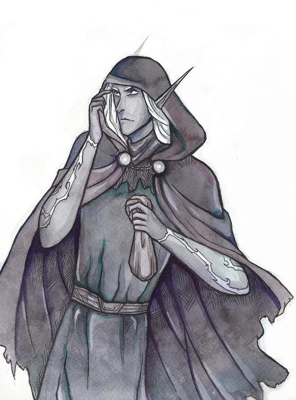 Thief by LadySiryna