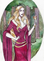 Cersei by LadySiryna