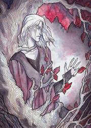 Brynden Rivers by LadySiryna