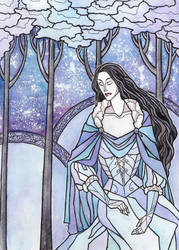 Wintertime by LadySiryna
