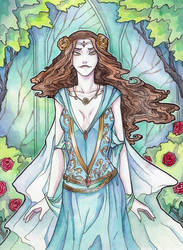 Margaery by LadySiryna