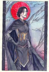 Asha Greyjoy by LadySiryna