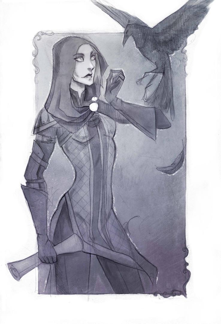 Leliana by LadySiryna