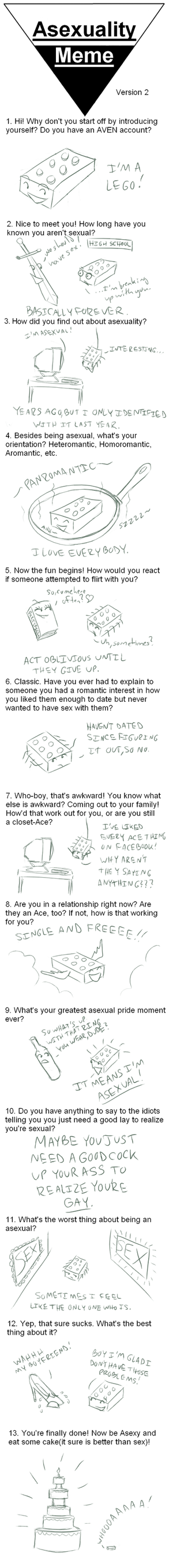Asexy Meme by LegolianM