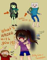 What's your problem, Pen xD by Yuky-CuteVampireGirl