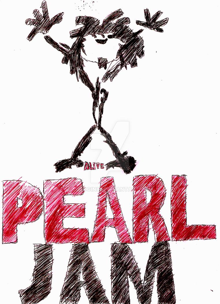 Pearl Jam, Alive by ColdGin87 on DeviantArt