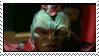 Farscape Scarran Emperor Stamp by whiteknightjames