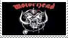 Motorhead Loga Stamp by whiteknightjames