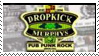 Dropkick Murphys Stamp 2 by whiteknightjames