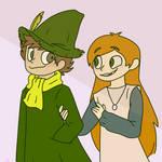 Snufkin and Alicia