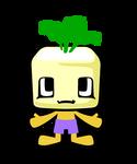 VegeCubic Turnip