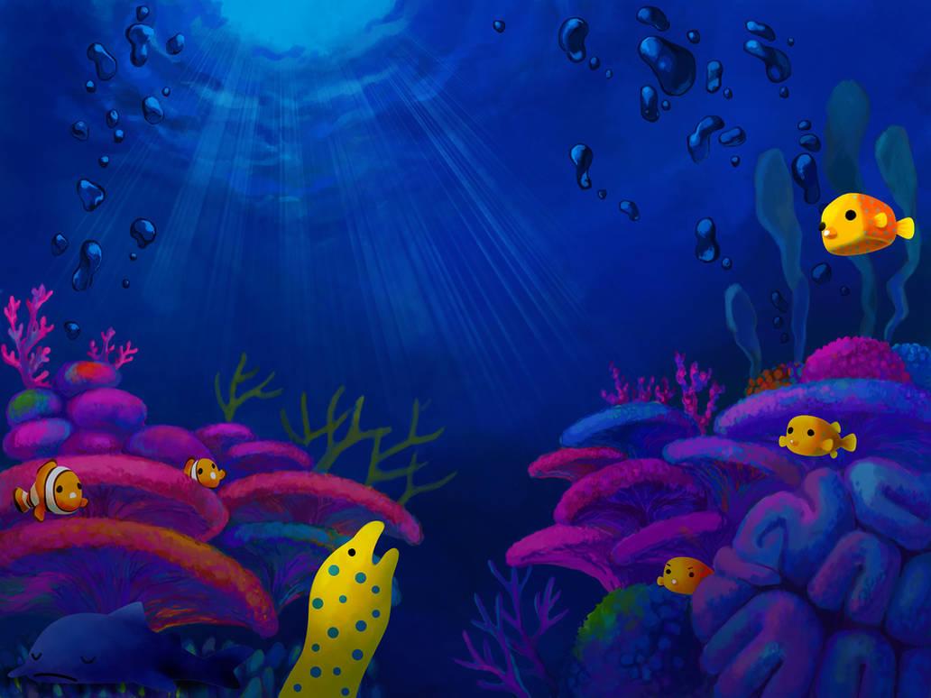 Undersea by mutsuking