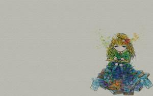 Girl wizard by mutsuking