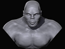 Male sculpt
