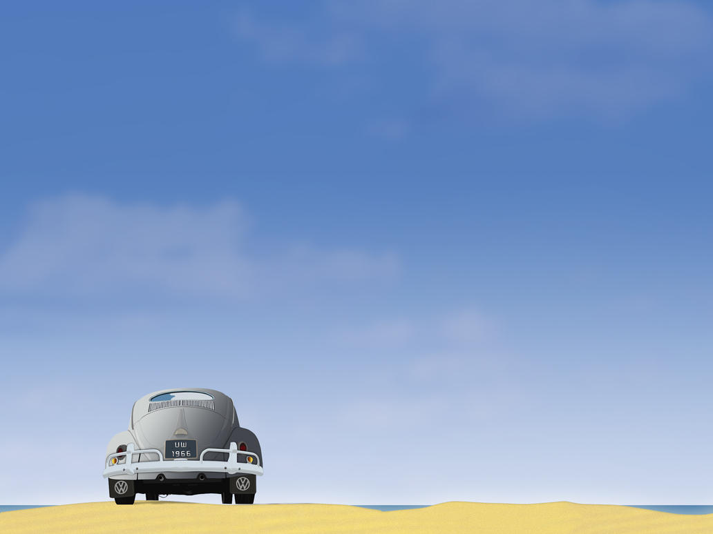 Blue Skies and Beetles by andyhutchinson