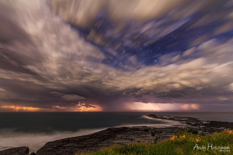 The Storm and the Stars by andyhutchinson