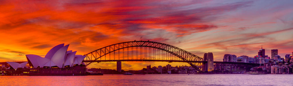 Burning Down the Bridge by andyhutchinson