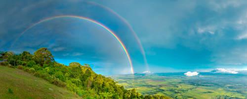 Rainbow Bridge by andyhutchinson