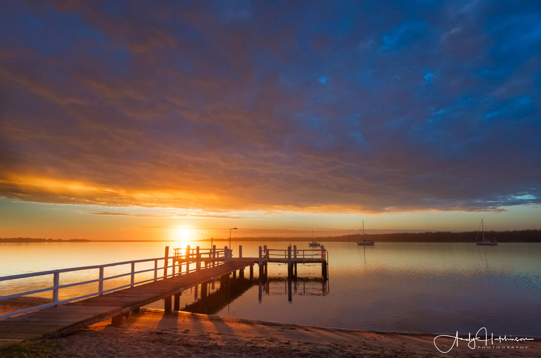 Shoalhaven Heads by andyhutchinson