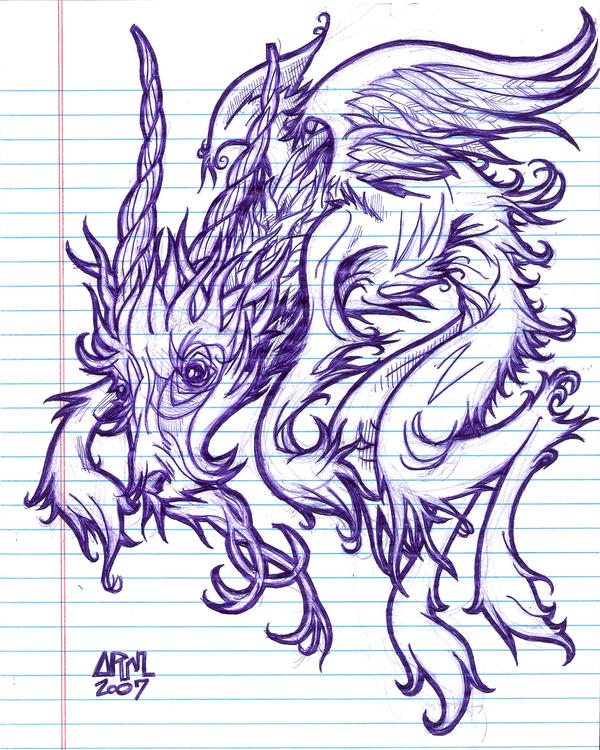 an old tattoo sketch by AndrewRossMacLean on deviantART